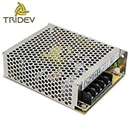 12V 5A 60W DC Switching Switch Power Supply for LED Strip, CCTV, 12Volt 5Amp (by Tridev Traders)