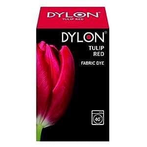 dylon teinture textile pour machine laver rouge tulipe. Black Bedroom Furniture Sets. Home Design Ideas