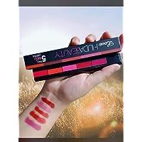 Huda love beauty 5 in 1 matte multicolor lipstick A2