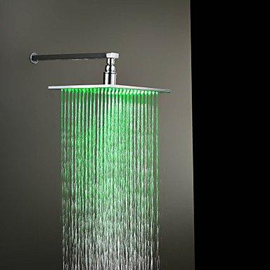 miaoge Regen Dusche modernes LED/Rainfall Messing Chrom