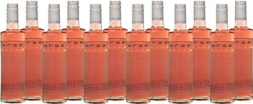 Bree Pinot Noir Roséwein QbA (12 x 0.25 l)