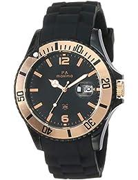Maxima Analog Black Dial Men's Watch-O-57375PPGN