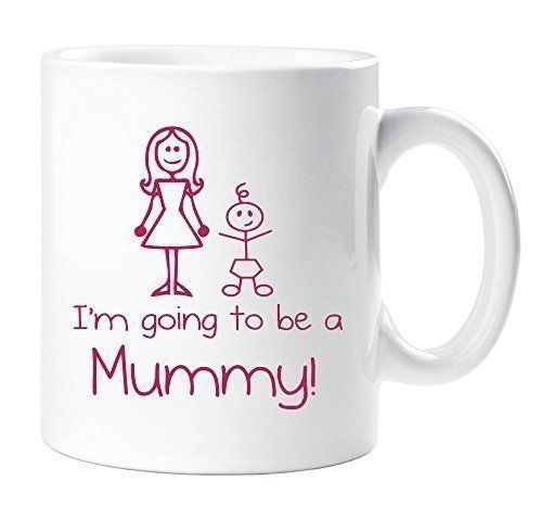 I'm going to essere un mummia tazza festa della mamma nuovo mummia regalo per mamma baby shower gravidanza regalo