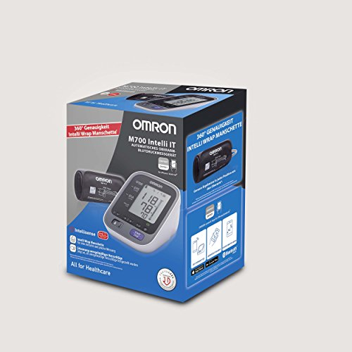Omron M700 Intelli IT Automatisches Oberarm-Blutdruckmessgerät - 2