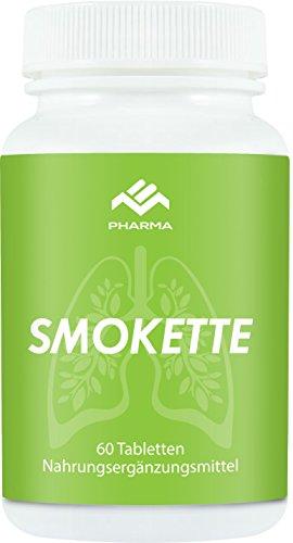 Smokette - Pharma Health / Endlich entspannt Nichtraucher werden + 30 Tage Geld zurück Garantie