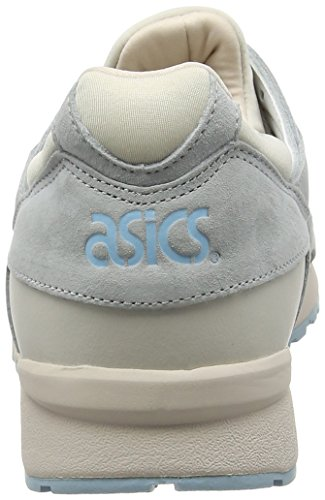 Asics Damen Gel-Lyte V Laufschuhe Beige (Moonbeam/Light Grey)