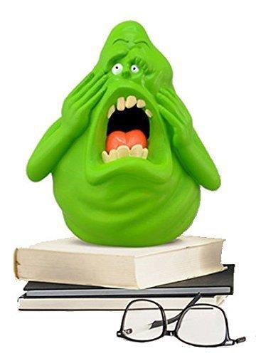 Ghostbusters Leuchtende Slimer-Schreibtischlampe, Nachtlicht, batteriebetrieben, in Geschenkbox