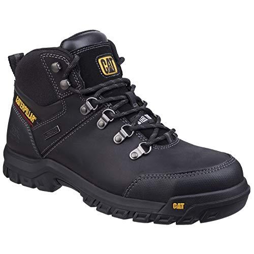 Caterpillar Framework Boot ST S3 WR HRO SRA Black Size UK 8 EU