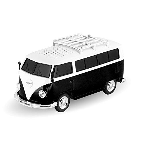 Bulli Bus (Schwarz) (Office Cd-player)