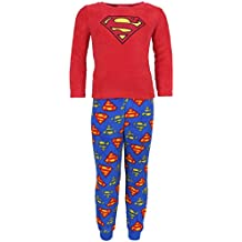 rivenditore online 1bc18 8efa0 pigiama superman - Amazon.it