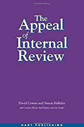 Appeal of Internal Review: Law, Administrative Justice and the (Non-) Emergence of Disputes