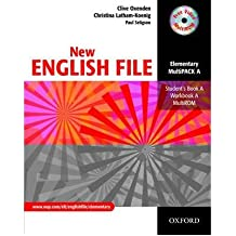 [(New English File: Elementary: Multipack A: Six-Level General English Course for Adults)] [Author: Clive Oxenden] published on (March, 2006)