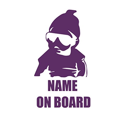 wunsch-name-board-auto-aufkleber-violett-sticker-decal-kind-an-bord-baby