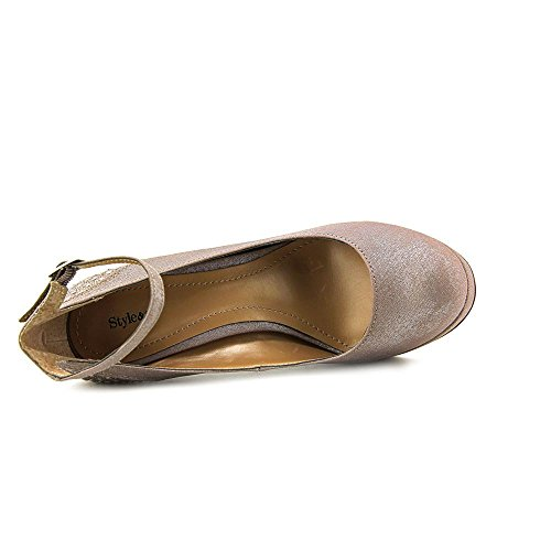 Sintético Sapato Estilo Caminho Torno amp; Lylla Planalto Co Chumbo RqfOA7wR