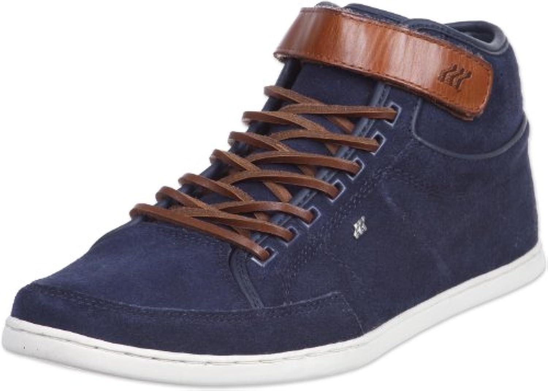 Boxfresh Sneaker Men   SWICH SDE   Dkbrn Spiced