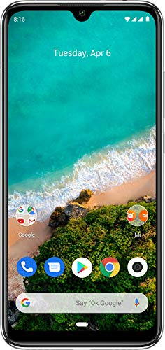 Xiaomi Mi A3 (More Than White, 6GB RAM, 128GB Storage)