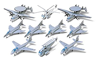 Tamiya - 78009 - Maquette - Bateau - Avion Us Navy N.2