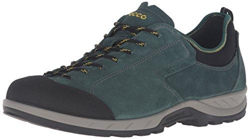 Ecco ECCO YURA - Scarpe Sportive Outdoor Uomo, Turchese (BLACK/DIOPTASE59957), 44 EU