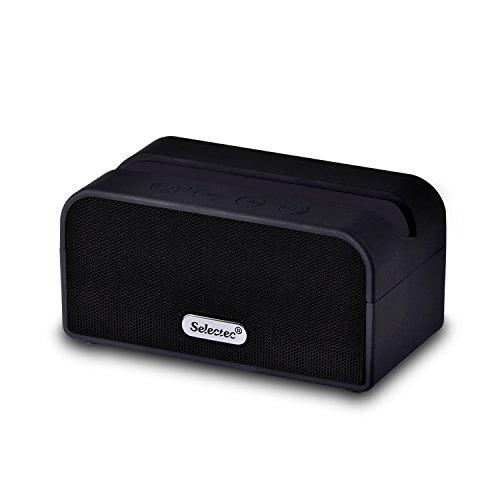 selectec tragbarer bluetooth lautsprecher portable. Black Bedroom Furniture Sets. Home Design Ideas