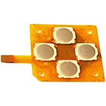 3DS XL cruz impuestos pieza de repuesto flex cable spare part D-Pad