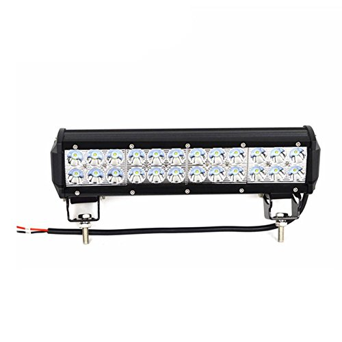 LED-Lampe 72w CREE LED-Chips-Bar Composite-Strahlen mit Lichter für Off-Road-Tuck Trailer Car Boat Motor 4 X 4 Road Driving Scheinwerfer 12V