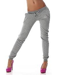 Damen Jogginghose, lange Sporthose bzw. Fitnesshose in vielen Farben und Größen