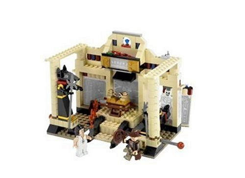 Lego Indiana Jones 7621 – Indiana Jones und das verlorene Grab - 2