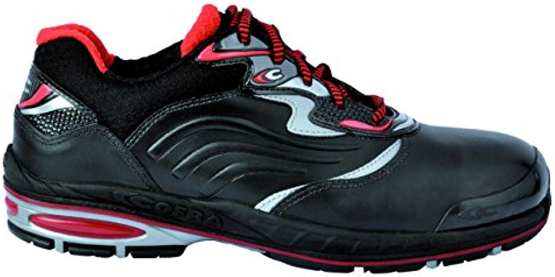 Cofra trasfer S3 SRC – zapatos de seguridad talla 39 NEGRO