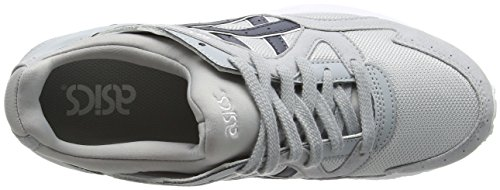 Asics Gel-Lyte V, Chaussures de Running Compétition Mixte Adulte Gris (Light Grey/India Ink)