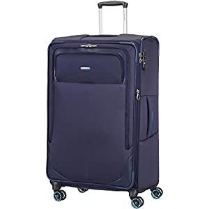 Samsonite Valise Ultracore Spinner EXP, 78 cm, 113,5 L, Bleu