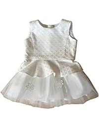 45975a1899c59a Soffi Kids Edel Taufkleid Festkleid mit Bolero Blumenmädchen Kleid
