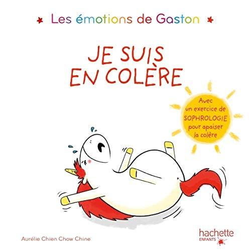 Les émotions de Gaston - Je suis en colère