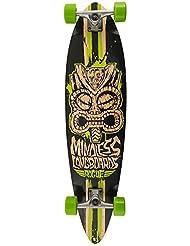 Mindless Tribal Rogue Longboard, Green - 38 inch by Mindless Longboards