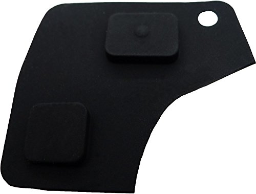 chequers-motorstore-toyota-replacement-2-button-rubber-pad-for-remote-fob-case