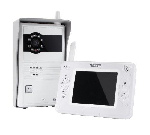 ABUS Funk-Türsprechanlage mit Videofunktion TVAC80020A 59865