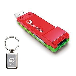 Gam3Gear Brook Xbox One Xbox 360 zu SW Nintendo Switch Super Converter Controller Adaptermit Gam3Gear Schlüsselbund