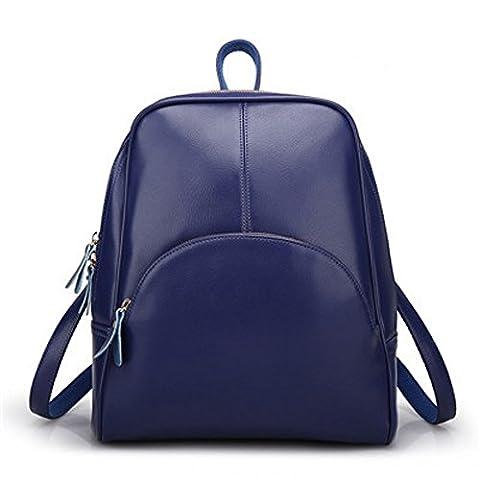 Rucksack für Mädchen Beiläufig Damen Daypacks