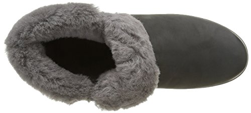 Caprice 26356, Bottes Classiques Femme Gris (Dk Grey Comb 233)