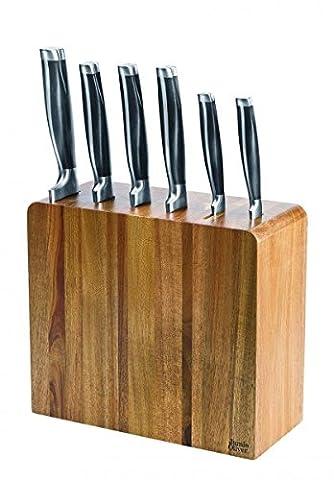 Jamie Oliver Six Piece Knife Block Set