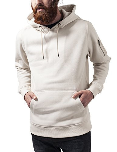urban-classics-mens-sweat-bomber-sports-hoodie-off-white-elfenbein-light-sand-803-medium