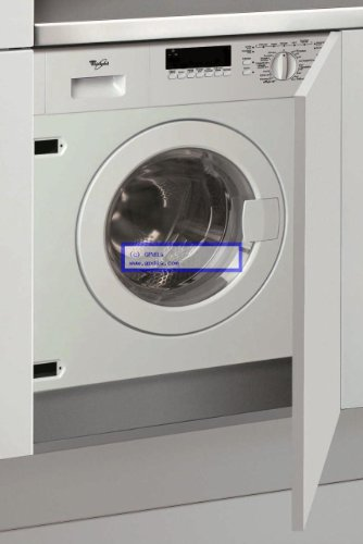 Whirlpool AWOD 070 Lave Linge frontal Intégrable 7 kg 1400 rpm Classe: A++