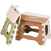 REKYO 2 Paquetes De Taburete De Paso Plegable Para Bebés Portátil Pequeño Taburete De Paso Plegable