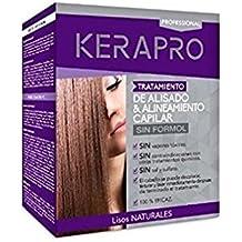 Kativa Kerapro - Kit de Alisado Brasileño con Keratina - 340 ml