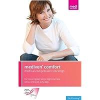 Medi comfort Pantyhose 15-20mmHg Closed Toe, IV, Mocha by Medi-USA preisvergleich bei billige-tabletten.eu