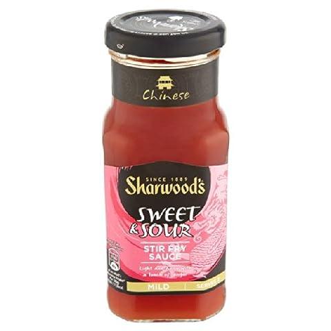 Sharwoods Sweet & Sour Sauce 195g Stir