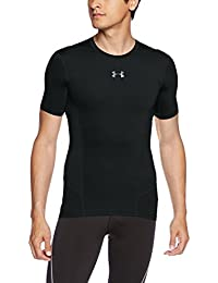 Under Armour Heat Gear Supervent Men's Round Neck Active Base Layer Shirt