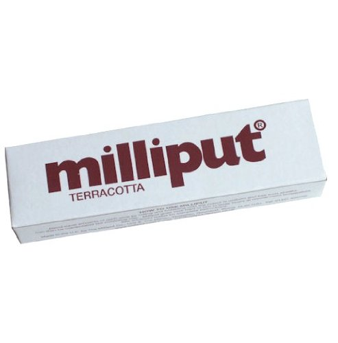 Milliput Epoxy Putty, Terracotta