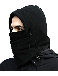 Gajraj Fleece Thick Full Cover Face Mask/Winter Cap