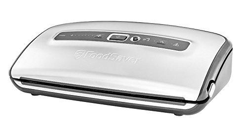 Preisvergleich Produktbild FoodSaver 4x Vakuumiergerät, Folienschweißgerät, Farbe Silber