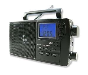 MPman RPS 700 Radio/Radio-réveil
